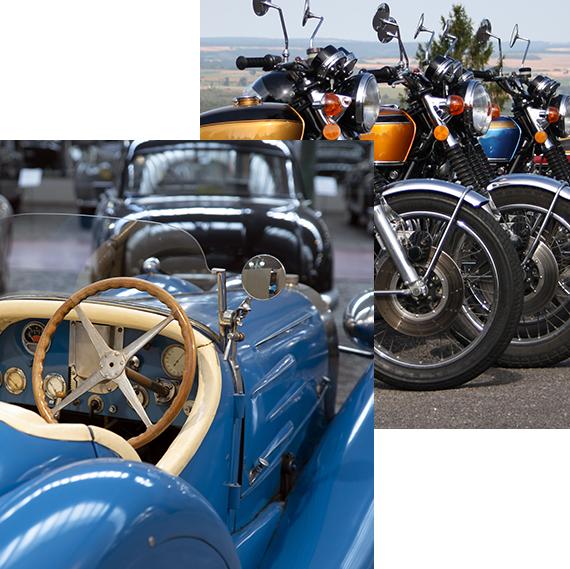 Assurance auto et moto de collection